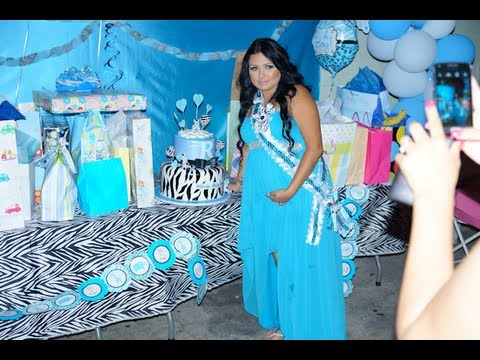 My Baby Shower July 14   YouTube