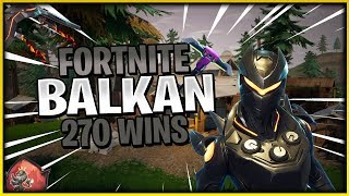 🔴BALKAN FORTNITE-OBLIVION SKIN/270MD Wins//3x Victoire