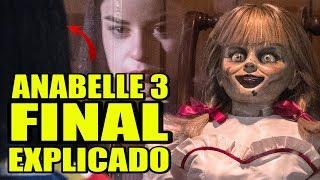 ANNABELLE 3 VIENE A CASA  FINAL EXPLICADO