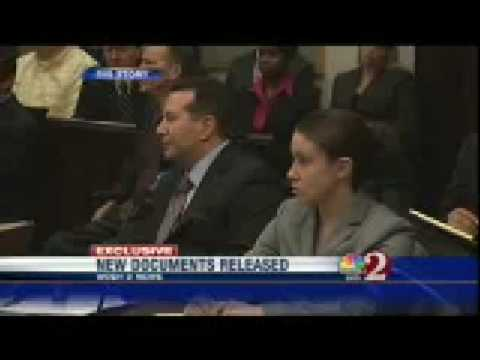 Casey Anthony: State releases new evidence to Defense Team.