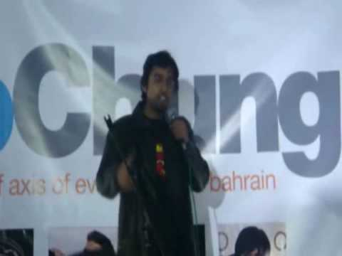 Faraz Shafiq (Pakistani Standup Comedian) - Bahrain!