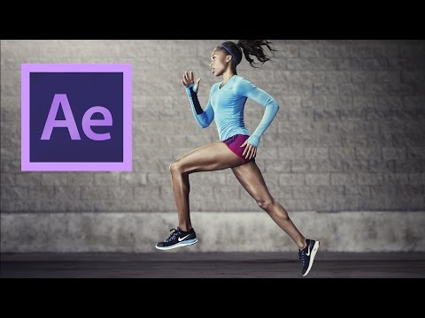 After Effects: Super Slowmotion Effect Tutorials