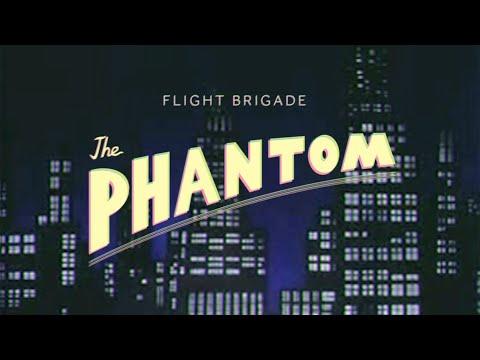 Flight Brigade - The Phantom (Official Music Video)