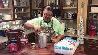VInnie&#39s Vittles Mini Muffulata Sandwiches and 3 Ingredient Homemade Ice Cream
