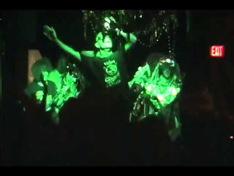 Green Jelly - Live at Cherry Colas Toronto - July 1 2015