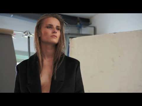 Behind the Scenes, Gardenia Copenhagen & Shoe Biz Copenhagen Autumn Winter 13 Campaign Shoot