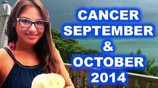 CANCER September and October 2014
