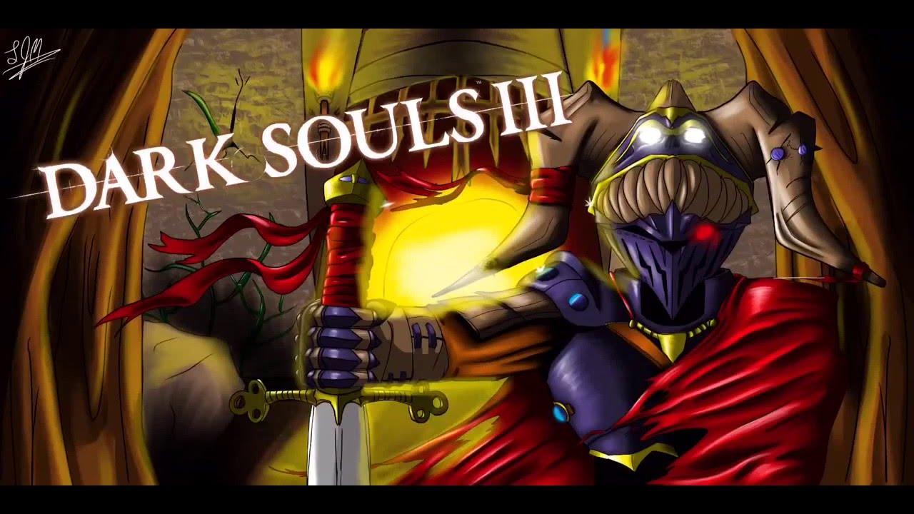 IPad Art: Dark Souls 3 thumbnail - YouTube