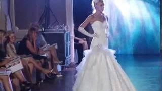 видео каталог свадебных платьев 2012