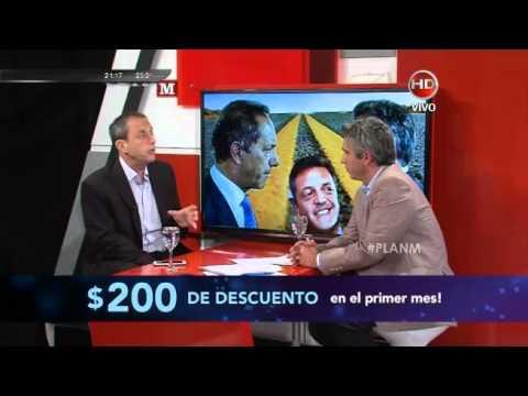 "Ernesto Tenembaum: ""Massa ya se imagina como líder del peronismo""  | Plan M"