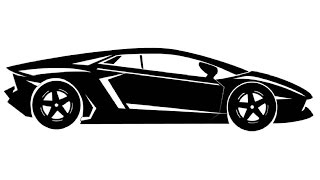 How to Draw a Lamborghini / Как нарисовать Ламборджини(Drawing Channel - https://www.youtube.com/channel/UCaZm6IvtL9zNeDwQi571asA/videos Канал для рисования ..., 2016-03-25T10:49:21.000Z)