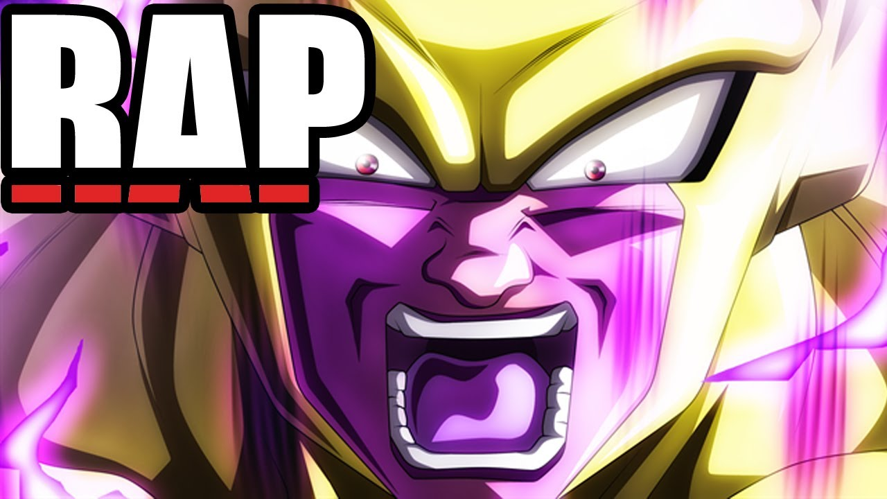 "FRIEZA RAP | ""rather be a ruler"" 