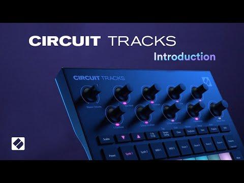 Circuit Tracks - Introduction // Novation