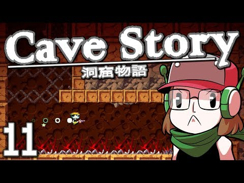 Cave Story part 11[Finale]: Earning our Happy Ending!