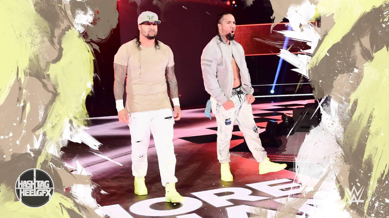 2016 the usos 7th new wwe theme song done with that - The usos theme song so close now ...