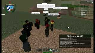 CUBAN REVOLUTIONARY ARMED FORCES-ROBLOX