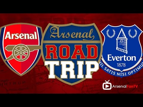 Road Trip To The Emirates - Arsenal v Everton