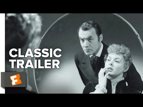 Gaslight (1944) Official Trailer - Charles Boyer, Ingrid Bergman Movie HD