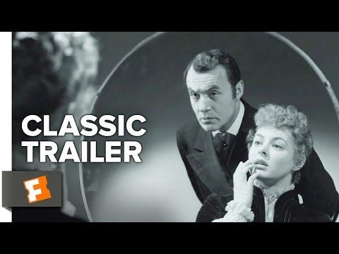 Gaslight (1944) Official Trailer - Charles Boyer, Ingrid Bergman Movie HD