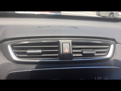 2017 Honda CR-V vent discussion