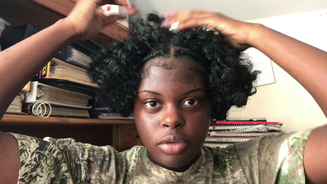 Youtube Natural Hair Journey Big Chop