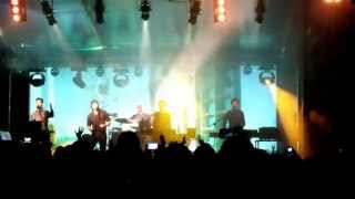 Laibach no Entremuralhas 2015 - The Whistleblowers