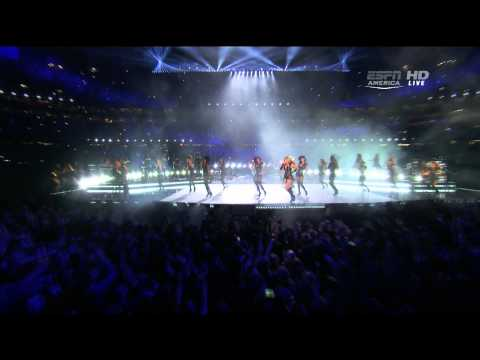 Super Bowl XLVII 2013 - HalfTime Show (HD)