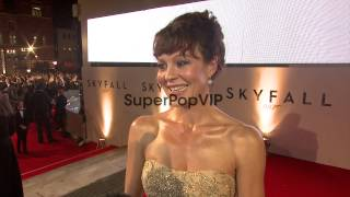 INTERVIEW: Helen McCrory On Celebrating Britain, Being Pa...
