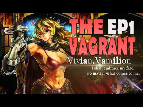 The Vagrant Ep1 - RPG TIPO DEAD CELLS CON HISTORIA (Gameplay Español)
