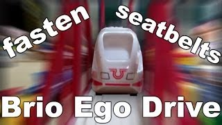 Brio Wooden Railway System Ego-drive  / Brio Schnelle Zugfahrt In Ich-perspektive Ab 4:20 Min Hd