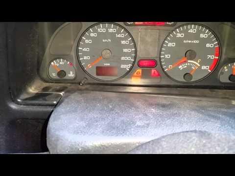 1998 Peugeot 306 service light reset