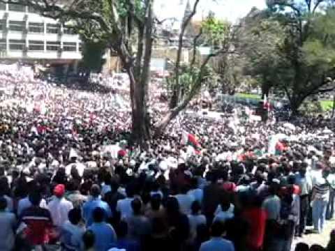 マダガスカルの国歌「おお、我が...