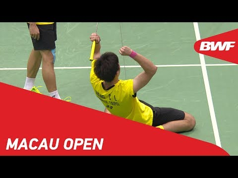 Macau Open | Promo | BWF 2018