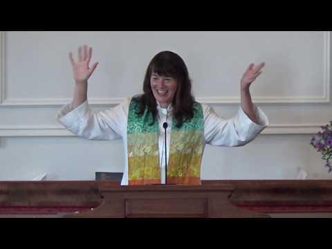 Robin's Sermon Sept 17 2017