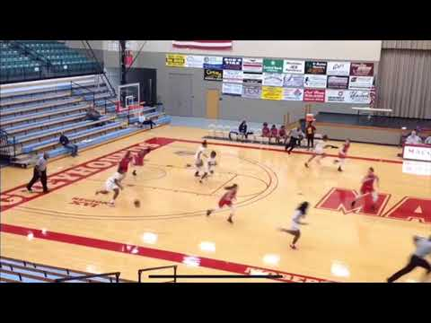 Kezia Holmes #30 Uncommitted  Moberly Area Community College Sophomore  Small Forward/Shooting Guard