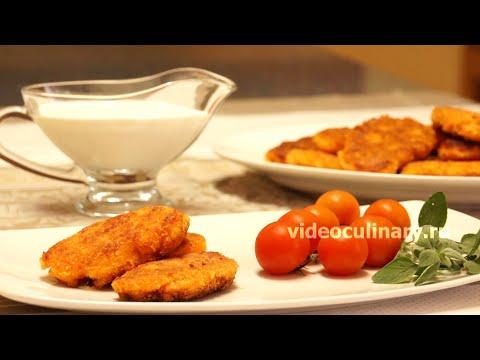 Как приготовить морковные котлеты рецепт пошаговый с фото