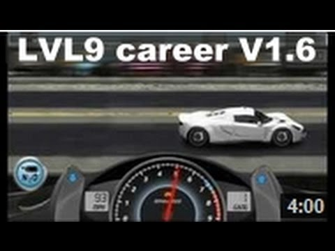Drag Racing win complete level 9 career Hennessey Venom GT with 1 tune setup v1.6