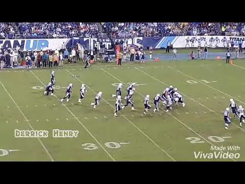 Titans Derrick Henry Drives to TD
