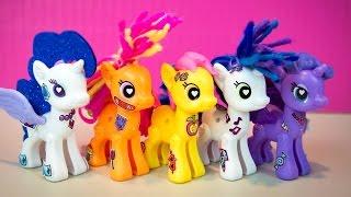 My Little Pony Toys MLP POP Rarity Princess Luna Cutie Mark Crusaders