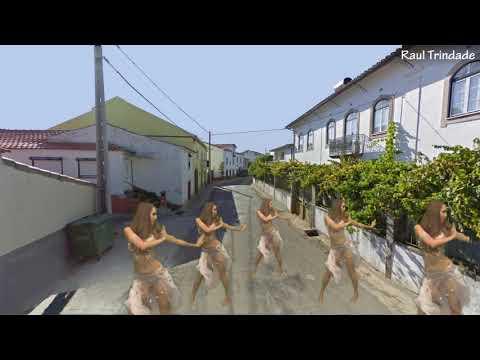 Coreografia em Paradela!