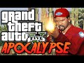 GTA 5 Mods - The Apocalypse Hits Los Santos (GTA 5 Funny Moments w/ PC Mods)