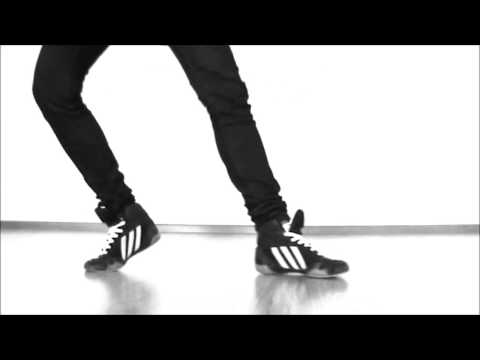 How to glide.Some  transitions( advanced).Dance Lesson by EHABY.