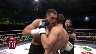 Download Video ACB KB 13: Aurel Ignat (Moldova) vs Mikhail Chalykh (Russia) MP3 3GP MP4