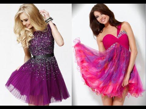 Vestidos para fiestas para jovenes