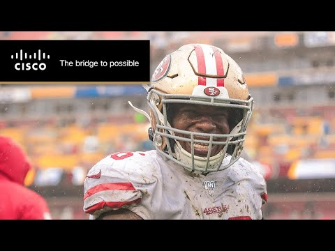 Kwon Alexander Stays 'Hot' in Rainy Week 7 Win | 49ers