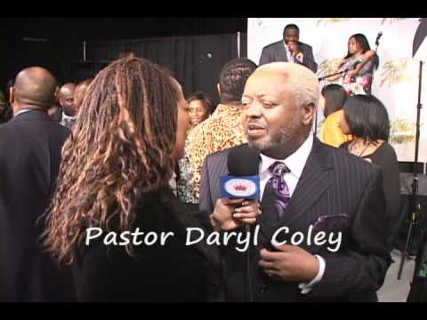 Flashback 2009 Stellar Awards: Liz Black interviews Pastor Daryl Coley