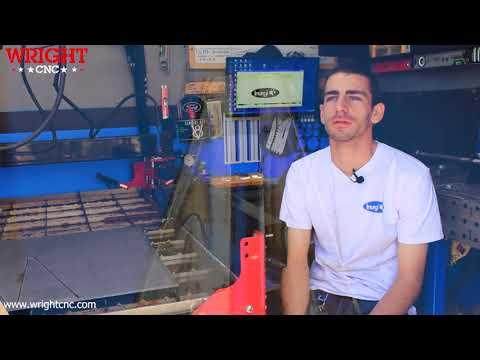 Wright CNC Customer Showcase: Inurgi Desert