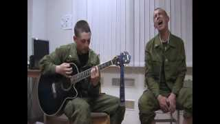 Муслим Магомаев - Луч солнца золотого (People's bay Acoustic cover)