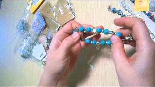 Видео-обзор посылки с Китая с Алиэкспресс. Бижутерия в ассортименте.Серьги, подвески, браслеты.