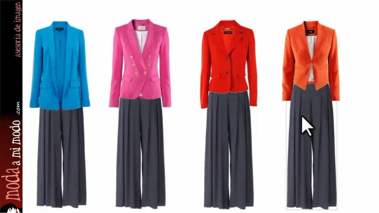 Cómo elegir y combinar chaquetas (sacos) - YouTube f871c0c7b0e